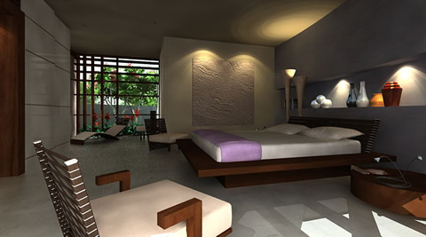 Contoh Design Kamar Mandi Minimalis on Kamar Tidur    Arsitek   Seni Arsitektur